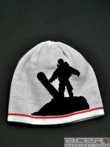 Czapka zimowa snowboard