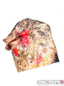 Sublimacja na czapce poliestrowej